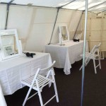 HoneyBells Pamper Tent