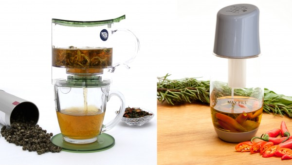 The Fine Life Tea Infuser and Oil Mister