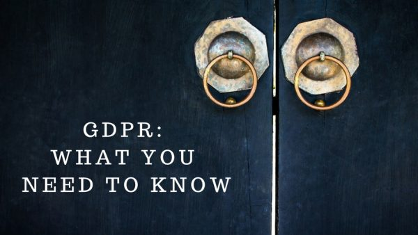 How will GDPR affect my business